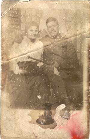 My Granfather, Peter Carter & Unknown