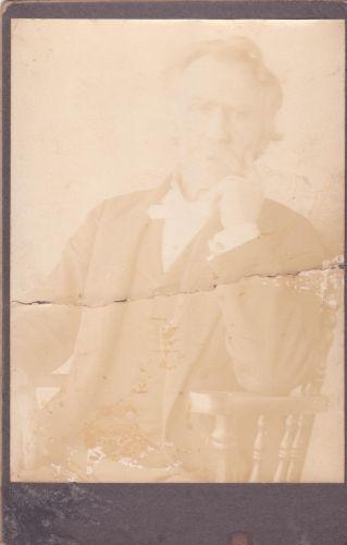 Unknown Gentleman, TN, DE, or FL