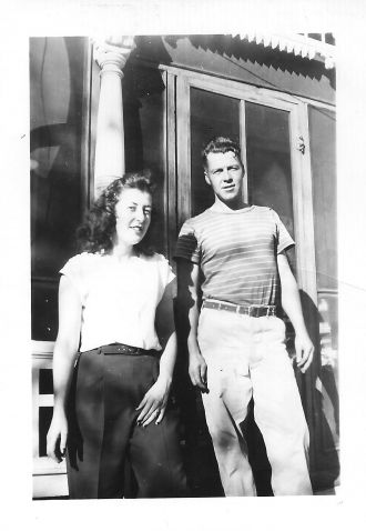 Lila Bernice Lee & Mervin Allen Lee