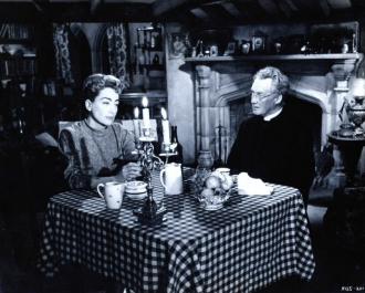Joan Crawford with Denis O'Dea