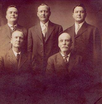 Louis, George, William, Erastace, & Charles Breitenbucher