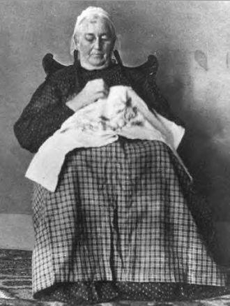 Harriet Miller Poister, 1905