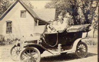 Francis Lambert Kerr family, 1915
