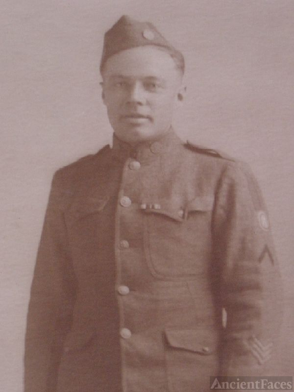 Private Joe Hunley