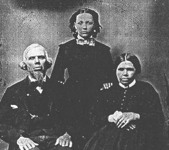 John Murray family, 1872 Wisconsin