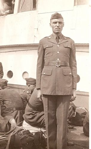John C Taylor, 1940's