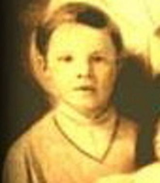Titanic Irish child victim