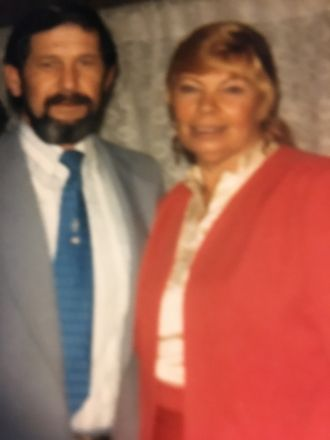 Shirley (Unknown) Bradshaw and Gary Bradshaw