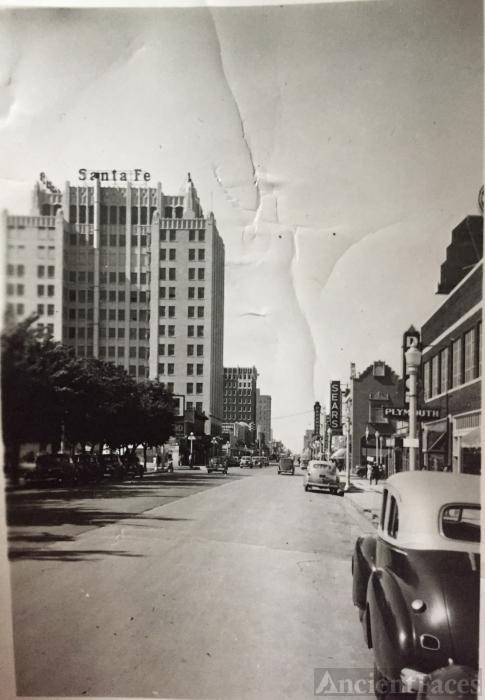 Amarillo, TX 1930's