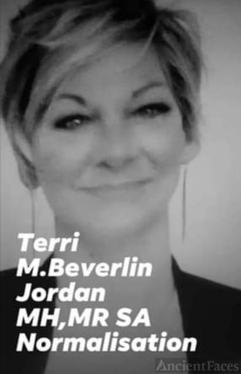 Terri M.Beverlin daughter of Richard Lee Beverlin