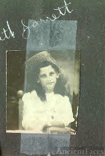 Unknown Edith Garrett