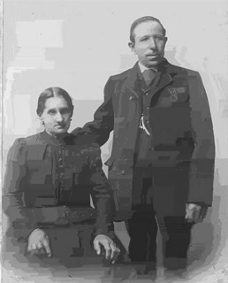 Great Grandparents of Elfriede