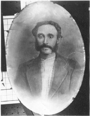 A photo of John Warren Barrows