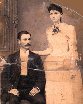 Louis Clyde and Dora Gee
