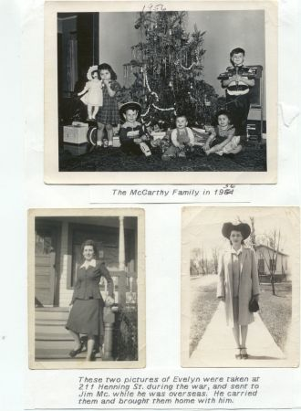 A photo of Evelyn Mary (Ramage) McCarthy