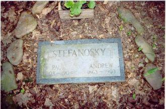 A photo of Paul Stefanosky