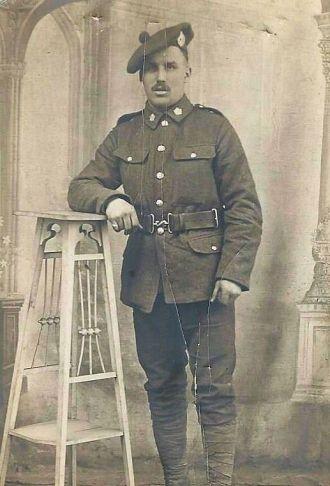 A photo of Fredrick Wempworth Watson