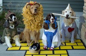 Bert Lahr dogs