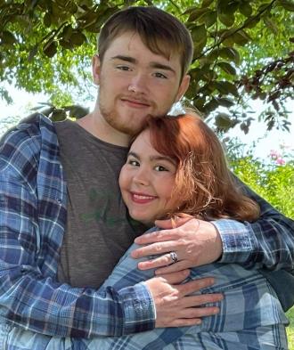 Patrick and Kayla Sisson
