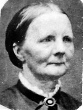 A photo of Ane (Pedersen) Lovell