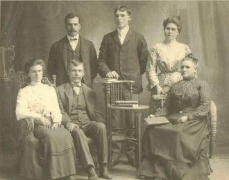 The Harner Family