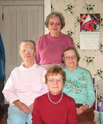 The VanTassel Sisters together again