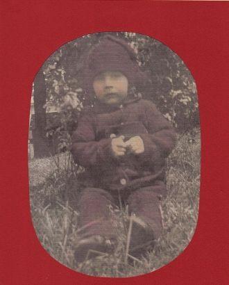 Herbert Lee Young, 1921