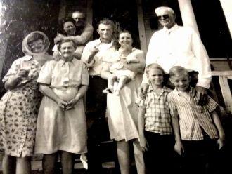 Spruill family