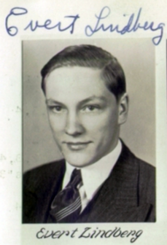 Evert Lindberg