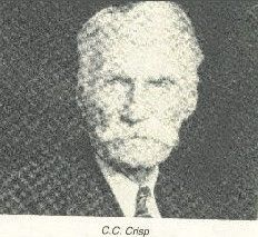 Christopher Casswell Crisp, 1940
