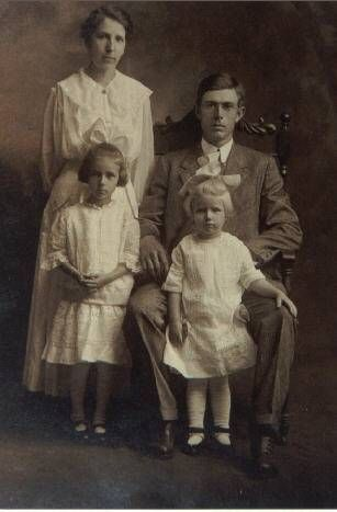 Clarence W. Voss Family