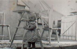 Nan's first steps