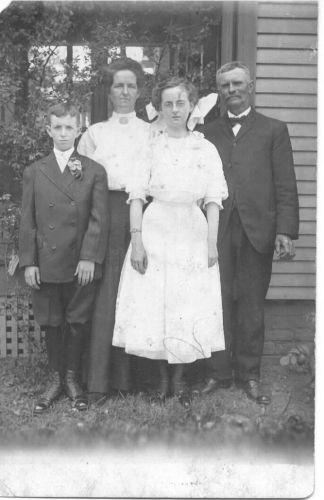 John Edward Quinn Family