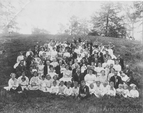 Laughbaum Family Reunion, Ohio