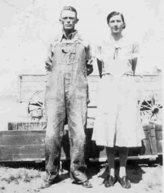 William and Clementine Cooper