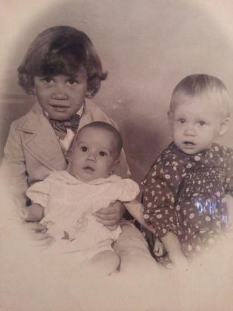 Ray E. Harris family