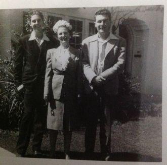 Gladys, Don, & Jerry Lake