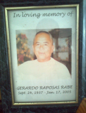 Gerardo R Rabe