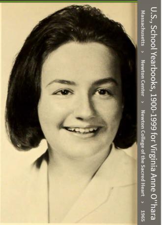 Virginia Anne O'Hara-Bowker
