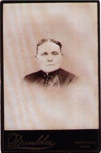 A photo of Hannah (Cronin) O'Brien