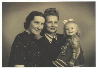 Paula Sorensen, Rita & Suzanne Vilmerding