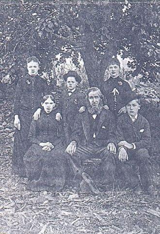 Jacob Paine Family