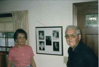 Frank and Jeanne Whitman Leidtker