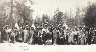 Iroquois Indians in Buffalo NY