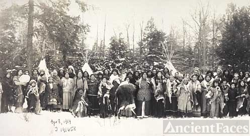Iroquois Indians in Buffalo NY