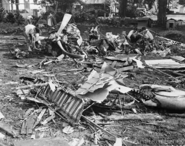 Hickam Field, Pearl Harbor Bombing 1941