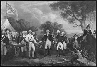 [Surrender of Gen. Burgoyne]