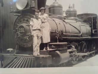 Raymond A Stamm & Edith Peggy Batson