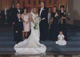 Mark and Jamie Richardson Wedding