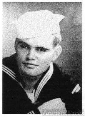 Edward Osmond Crowell, Jr. in Navy uniform